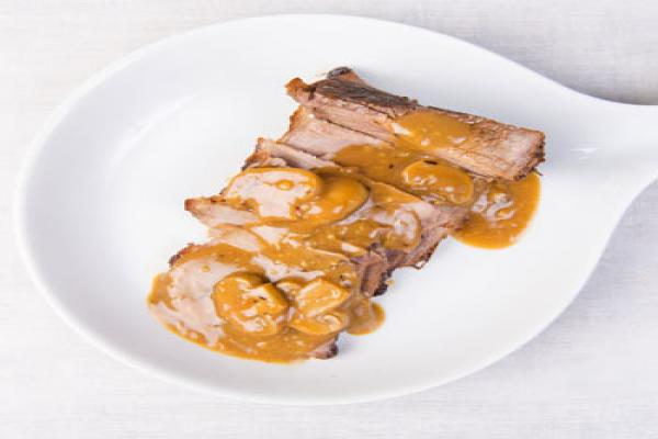 Classic Steak and Gravy