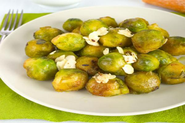 Seasonal Brussels Sprouts