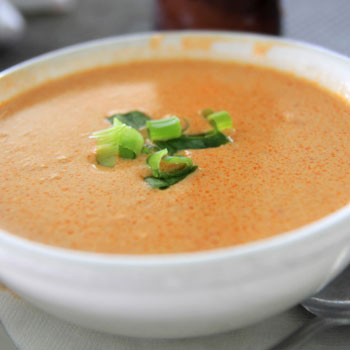Fabulous Carrot Bisque