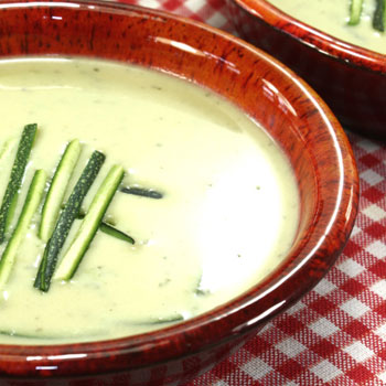 Best Zucchini Cream Soup