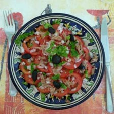 Best Tunisian Salad