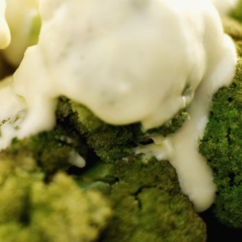 Broccoli in Mustard Sauce