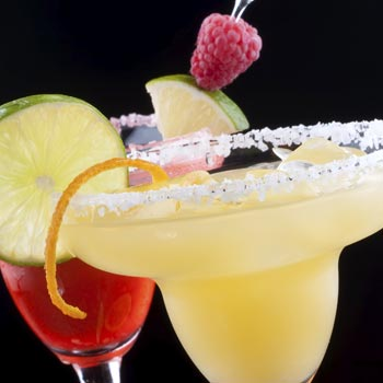 Virgin Margarita Punch