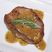 Creamy Pork Chops