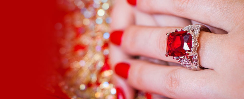 The Healing Properties of Rubies