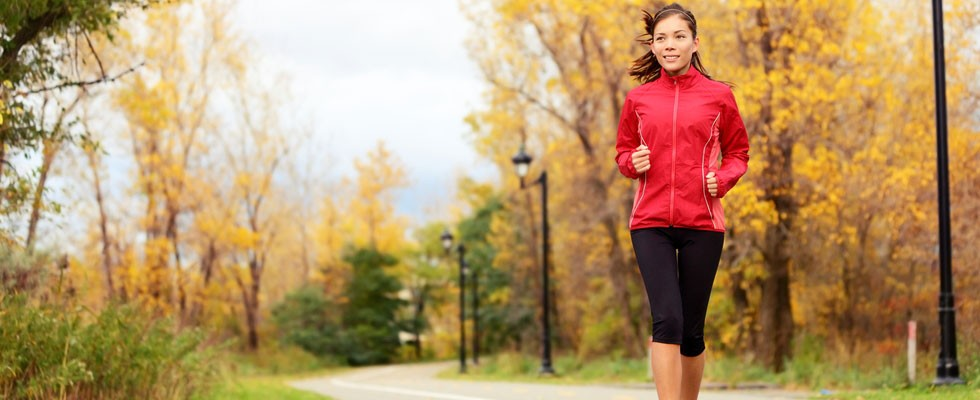 Cool Workouts for Fall
